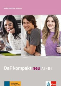 DaF kompakt A1-B1 neu: Griechisches Glossar