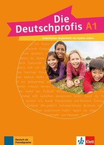 Die Deutschprofis A1: Griechisches Begleitheft mit Audio Online (Γλωσσάριο)