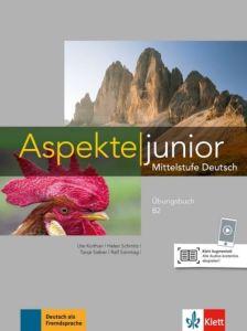 Aspekte Junior B2 Ubungsbuch B2 Mit Audio-Dateien Zum Download & Griechisches Glossar