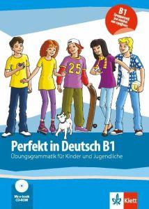 Perfekt in Deutsch B1. Ubungsbuch (+Klett Book App)