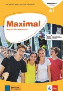 Maximal A1: Arbeitsbuch (Mit Audios Online & Klett Book-App) (Βιβλίο Ασκήσεων)