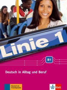 Linie 1 (Β1): Kurs-Ubungsbuch (& Dvd-Rom) & Glossar (SET)