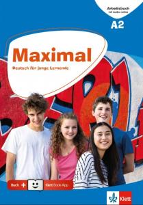 Maximal A2: Arbeitsbuch (Mit Audios Online & Klett Book App) (Βιβλίο Ασκήσεων)