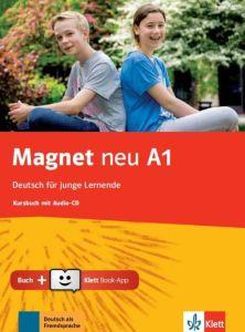 Magnet Neu A1: Kursbuch (& Cd & Klett Book App)
