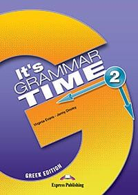 It's Grammar Time 2: Student's Book with Digibook Application (Greek Edition)