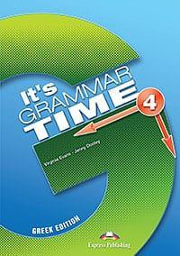 It's Grammar Time 4: Student's Book (Greek Version)