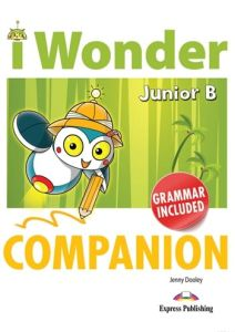 I Wonder Junior Β: Companion and Grammar