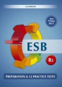 ESB B2 Preparation & 12 Practice Tests: Student's Book (New Format 2017)