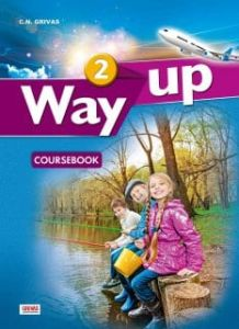 Way Up 2-Coursebook set (Student's Book & Writing Booklet)