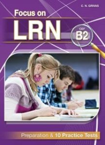Focus on LRN B2: Preparation & 10 Practice Tests (Student's Book & Glossary)