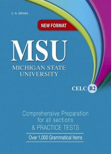 MSU CELC B2 (Preparation and Practice Tests) (& Free Supplementary Booklet)