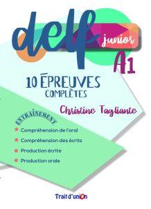 Delf Junior A1 10 Epreuves Completes
