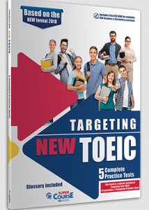 Targeting New TOEIC 5 Complete Practice Tests: Student's Book with Cd-Rom (Βιβλίο Μαθητή)