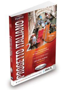Nuovo Progetto Italiano 2. Libro dello studente (Βιβλίο μαθητή+ DVD)