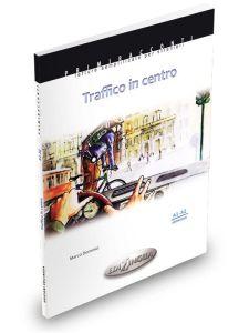 Collana Primiracconti - Traffico In Centro & Cd Audio (A1-A2)