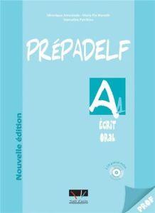 Prepadelf A1 Ecrit + Oral: Livre du Professeur + CD (Βιβλίο Καθηγητή + CD) Nouvelle Edition