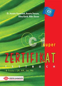 Zertifikat Super C1: Testbuch (Βιβλίο μαθητή)