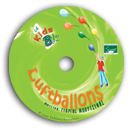 CD - Luftballons Kids B (CD1). Κεφάλαια 1-5
