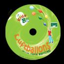 CD - Luftballons Kids B (CD2). Κεφάλαια 6-10
