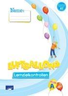 Luftballons Kids A Lernzielkontrollen. Test