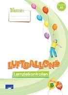 Luftballons Kids B Lernzielkontrollen. Test