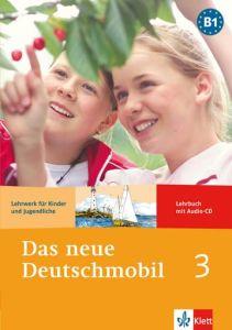 Das neue Deutschmobil 3, Lehrbuch + CD
