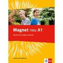 Magnet neu A1: Griechisches Begleitheft (Γλωσσάριο)