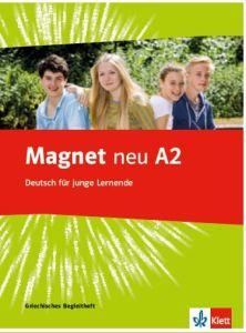 Magnet Neu A2: Griechisches Begleitheft (Γλωσσάριο)