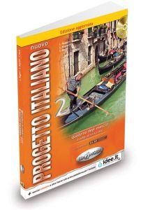Nuovo Progetto italiano 2. Quaderno degli esercizi (Βιβλίο ασκήσεων & CD)