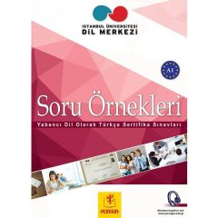 Soru Ornekleri A1(Τεστ Προετοιμασίας για το ISTANBUL UNIVERSITESI DIL MERKEZI)