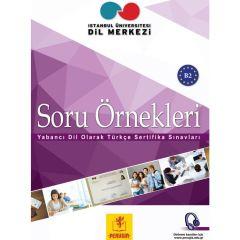 Soru Ornekleri B2(Τεστ Προετοιμασίας για το ISTANBUL UNIVERSITESI DIL MERKEZI)