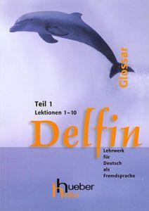 Delfin Teil 1 - Glossar, Lektionen 1-10 (Γλωσσάριο)