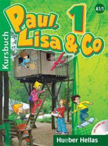 Paul, Lisa & Co 1 - Kursbuch (Βιβλίο του μαθητή)