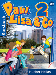 Paul, Lisa & Co 2 - Kursbuch (Βιβλίο Μαθητή)(+ Audio Online)