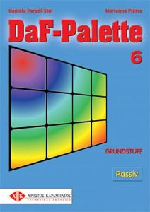 DaF-Palette 6: Passiv GRUNDSTUFE