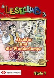 Leseclub 3: Aladdin und die Wunderlampe