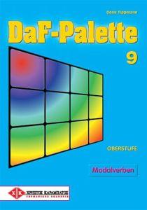 DaF-Palette 9: Modalverben OBERSTUFE