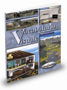 Vocabolario visuale. Libro del professore