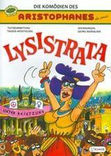 Die Komodien des Aristophanes : Lysistrata