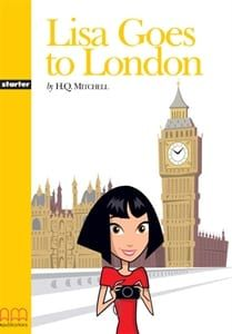 Lisa Goes To London: Graded Readers – Level 1