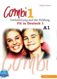 COMBI 1 - TestBuch (Fit in Deutsch A1)