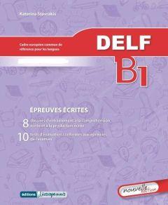 Delf B1 Ecrit - Livre d' Eleve