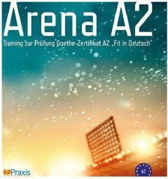 Arena A2 : Kursbuch mit Mp3 Audio Cd