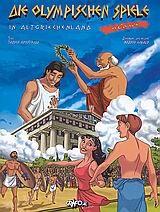 Die Olympischen speile in Altgriechenland
