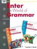 Enter The World Of Grammar 1 & 2: Teacher's Book (Βιβλίο Καθηγητή)