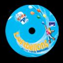 CD - Luftballons Kids Α (CD2). Κεφάλαια 8-14