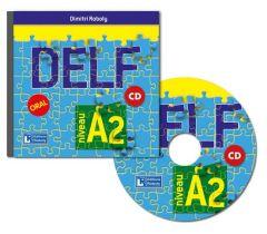 Delf A2 (2016). Cd