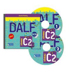 DALF C2: Audio Cd's (2) (Προσοχή ΜΟΝΟ Ακουστικό Υλικό)