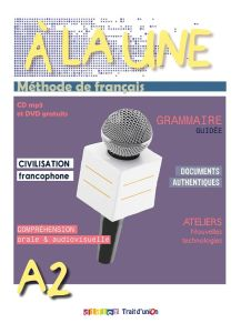 A La Une 2: Methode de francais (+CD)(+DVD)