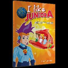 I Like Junior A: Activity Book (& Stickers) (Βιβλίο Ασκήσεων)
